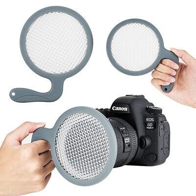 JJC Handheld White Balance Filter Card for Camera Lens up to 95mm...