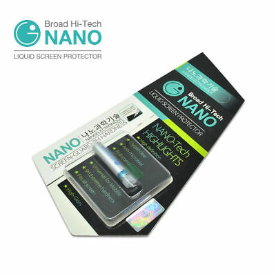 2pcs Nano Invisible Liquid Screen Protector LCD Glass Coating For All Cell Phone
