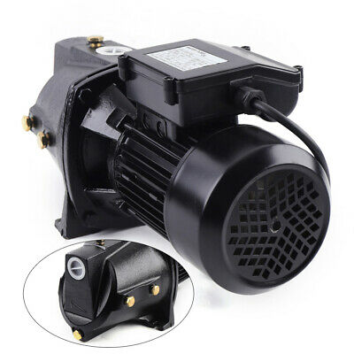 1 Hp Shallow Well Jet Pump W Pressure Switch 110v W Pressure Switch Water