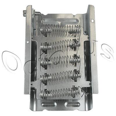 279838 Fits Whirlpool Roper Kirkland Dryer Heater Heating Element Coil Assembly