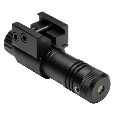 Line Mounting - NcStar Pistol or Rifle Tactical Slim Line Green Laser w/Weaver Rail Mount