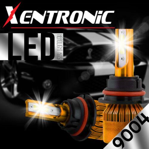 XENTRONIC LED HID Headlight  kit 9004 HB1 6000K for 1990-1991 Lexus ES250