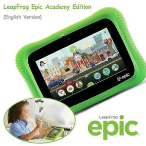 Used LeapFrog Epic Academy Edition (English Version) Condtion: Used, Missing Charging Cable