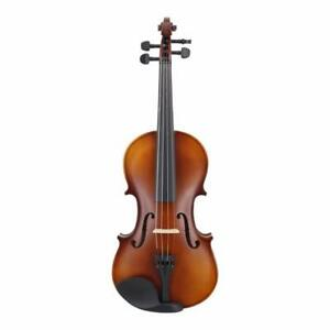 Solid Wood Violin 4/4 3/4 1/4 1/8  Free Shipping