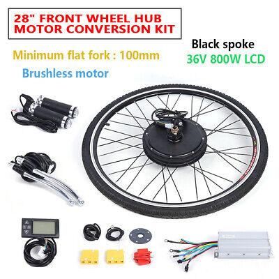 Kit de conversión de bicicleta eléctrica 28