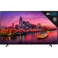 "TCL 55"" LED 4K UHD Dolby Vision HDR Roku Smart TV - Recertified - 55P605"
