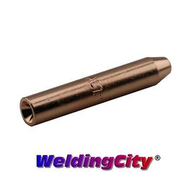 Weldingcity 10-pk Contact Tip 135430 .035 For Miller Xr-edgexr-m Spoolmatic