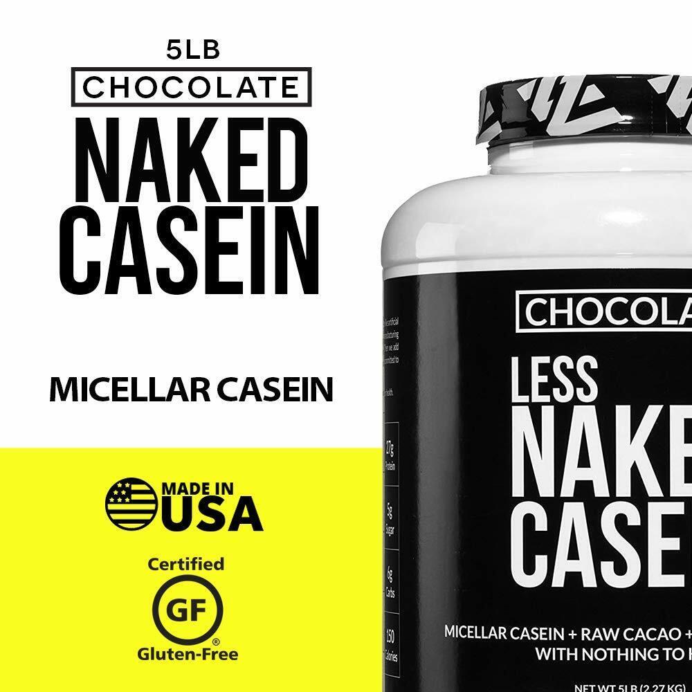 Chocolate Casein Protein Powder | 5LB