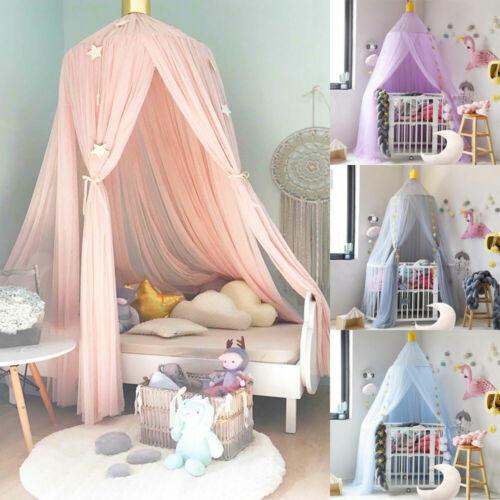 Kinder Mädchen Betthimmel Moskitonetz Schlafzimmer Baldachin Fantasie Geschenk