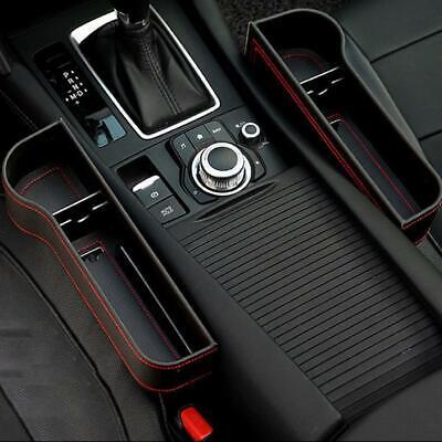 New Universal Car Seat Crevice Box Storage Organizer Pocket Stowing Cup Holder