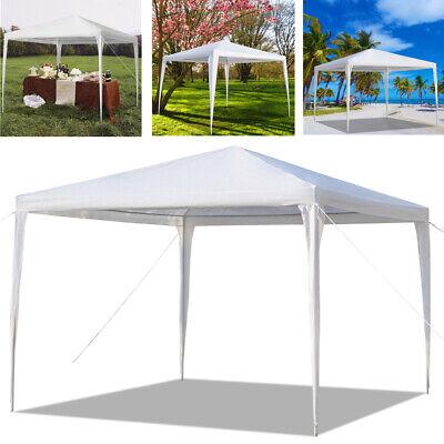 3x3m Heavy Duty Outdoor Garden Waterproof Canopy Tent Gazebo Marquee Party Patio