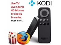 Amazon Firestick - Modified fully loaded with KODI and one of the best builds Sport/Movies/Box set