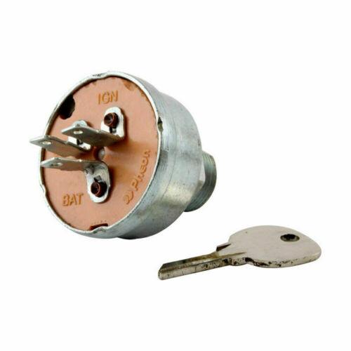 Ignition Key Switch for IH 60736C2 Cub Cadet 70 71 72 73 100 102 105 122 128 149