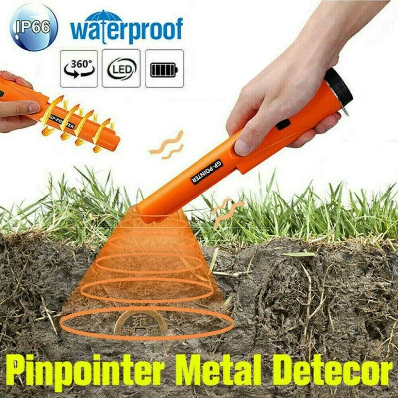 Metal Detector Waterproof Gold Pinpointer Digger Pro Pointer Probe Sensitive US