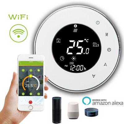 Programmierbarer Thermostat mit WLAN für Klimaanlage /