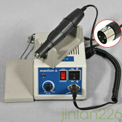 Dental Lab Marathon Electric Micromotor Polisher 35000 35k Rpm Handpiece Jewelry