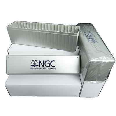 NGC Silver Storage Box for 20 Individual Certified Coins (Brand New)