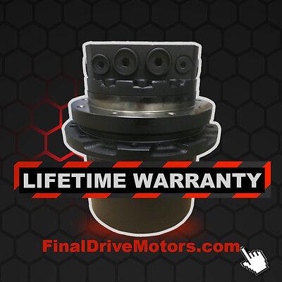 John Deere 35d Final Drive Motors - John Deere 35d Travel Motors