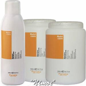 Nutri-Care-KitMax-2-x-Mask-1Lt-1-Restructuring-Shampoo-Fanola-dry-frizzyhair
