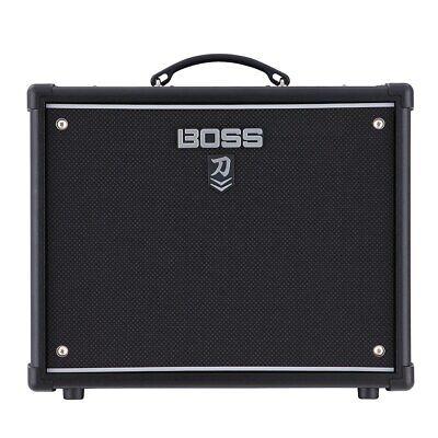 Boss Katana-50 MkII Guitar Combo Amp w/ Multi Effects, 50w, 1x12'' Speaker