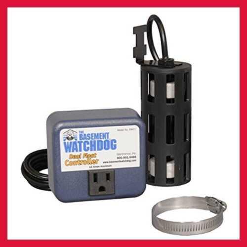 Basement Watchdog BWC1 Dual Float Sump Pump Switch W Control