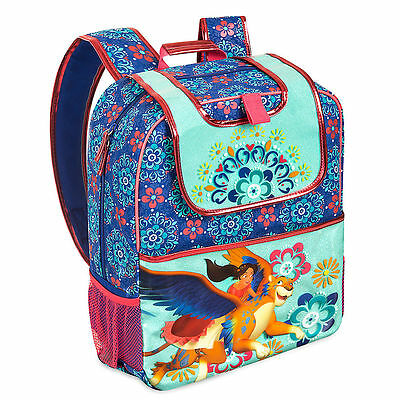 NEW Disney Store Elena Backpack Princess Girls School Bag El