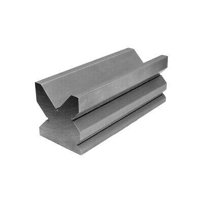 30 4-way 2-38 X 2-38 V-die Block Press Brake Sold Steel