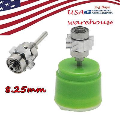 New Dental Turbine Cartridge Standard Push Button For High Speed Handpiece