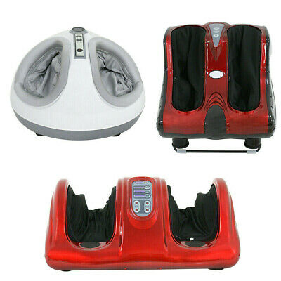 Electric Shiatsu Kneading Foot Calf Leg Massager  Rolling Massage