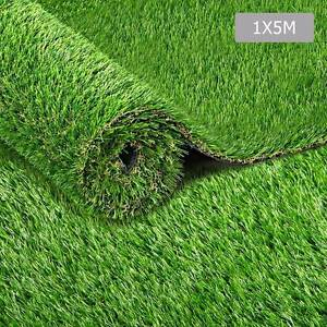 Artificial Grass Luxury 40mm Pile 1M X 5M  Roll Ideal Patio Area Kings Beach Caloundra Area Preview