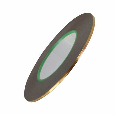 18 X 55 Yds 3mmx50m Copper Foil Tape Emi Conductive Adhesive Usa Ship