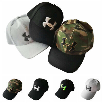 Adjustable Fit Under Armour Golf Baseball Cap Embroidered Unisex Women Men Hat