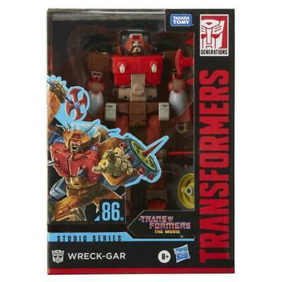 Transformers Studio Series 86 Wreck-Gar Voyager Figure IN STOCK