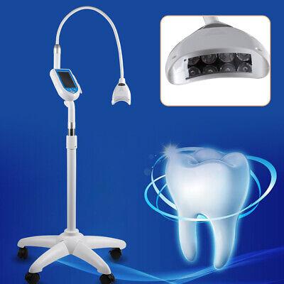 Dental Mobile Teeth Whitening Machine Cold Led Light Lamp Bleaching Accelerator