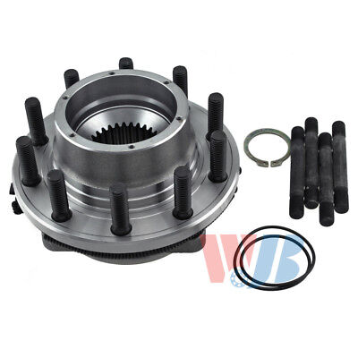 Wheel Bearing and Hub Assembly-4 X 4 Front WJB WA515083