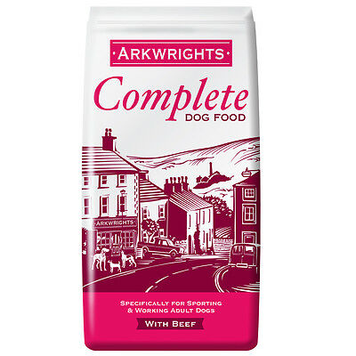 Arkwrights Complete Beef Dog Food 15kg