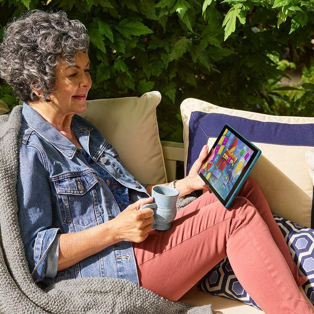 "NEW Amazon Fire HD 10 Tablet W/ Alexa 10.1"" Display 32 GB (9th Gen) - ALL COLORS"