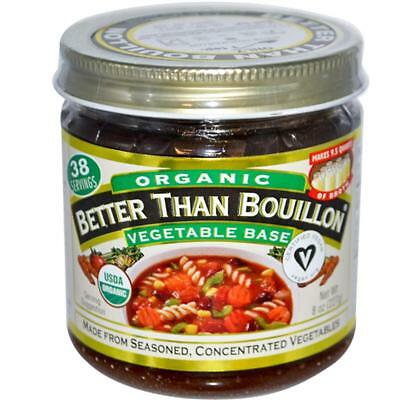 Better Than Bouillon-Organic Vegetable Base (6-8 oz jars)