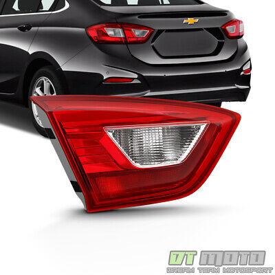 NEW [Left Driver Side] 2016-2019 Chevy Cruze Inner Trunk Backup Tail Light Lamp Backup Light Left Driver