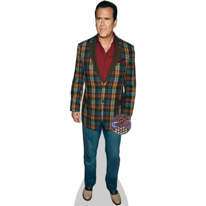 Bruce Campbell Life Size Cutout
