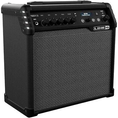 Line 6 Spider V 30 30W 1x8 Guitar Combo Amp