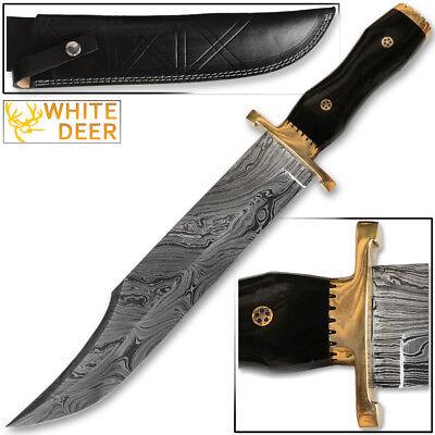 Fixed Blade - Custom Bowie Knife - 2