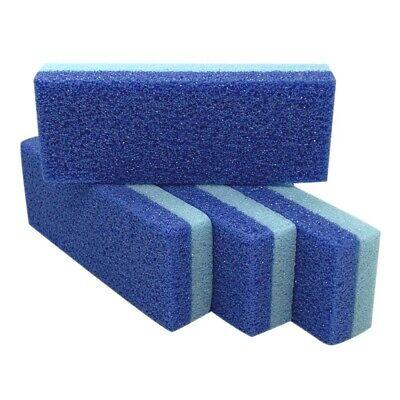 4/2X Pumice Sponge Stone Exfoliate Pedicure Foot Hard Dead Skin Remover Scrubber