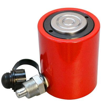 50 Ton Hydraulic Lifting Cylinder 3.93 100mm Stroke 175mm Pressure Jack Ram