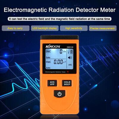 Digital Electromagnetic Radiation Detector Meter Dosimeter Tester Counter M1t5