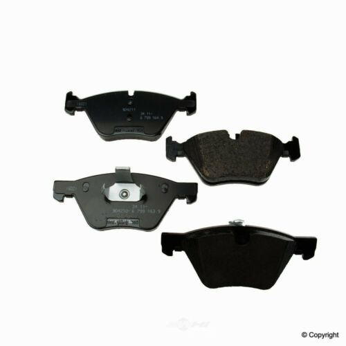 For 2006-2016 BMW 325i,325xi,330i,330xi,328xi,Z4,X1 Front Ceramic Brake Pads
