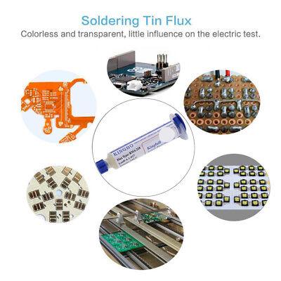 Rma-218 Soldering Flux Solder-liquid 10cc Bga Reball For Mobile Phone Pcb Ps4