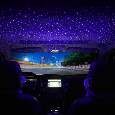 USB Car Accessories Interior Atmosphere Star Sky Lamp Ambient Star Night Light