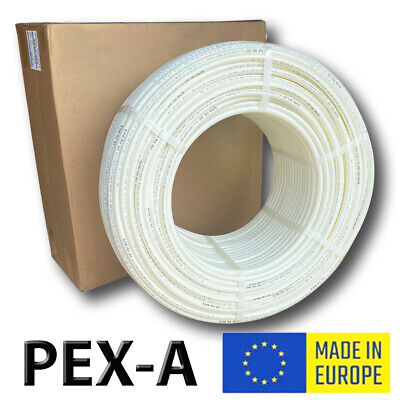 Pex-a - 12 X 300 Ft Alpha Pex Expansion Tubing With Oxygen Barrier - Radiant