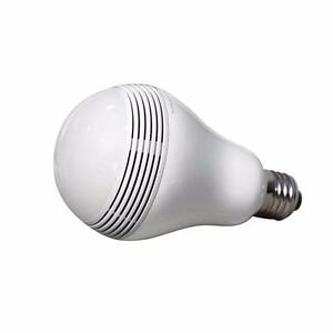 MiPow PLAYBULB Bluetooth SMART LED Wireless Speaker Light Bulb for use with Apple iPhone/ iPad/ iPod and Android devices